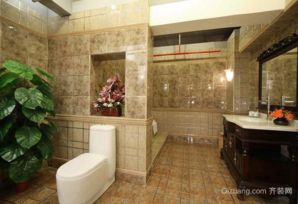 卫生间没窗户如何装修二、装修不留死角 卫生间装修时,安装浴霸尽量不要让浴霸有照不到的死角,要尽量使任何地方都保持干燥,因为这些都是潮湿的来源,而潮湿会让卫生间味道大,或者多装几盏灯。 卫生间没窗户如何装修三、用比较亮的瓷砖 如果卫生间没有窗户,装修时建议不要采用比较深的瓷砖,否则就会显得室内色调暗淡,卫生间装修时最好选择白色的或者比较亮的瓷砖,从视觉上先改善由于卫生间没有窗户导致的光线不足。