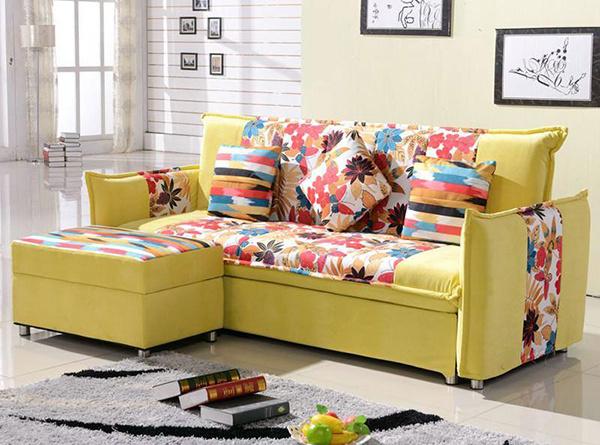 小户型沙发床选择技巧