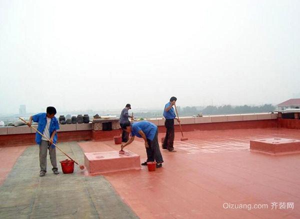 如何选购屋面防水材料