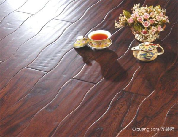 曲线木地板怎么样