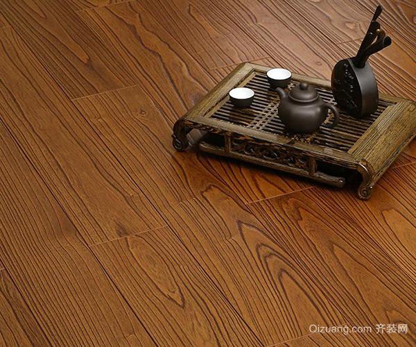 选择木地板地暖