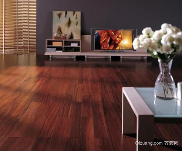 木地板瓷砖铺设地暖