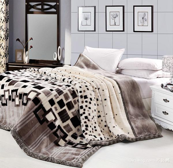 拉舍尔毛毯品牌盘点