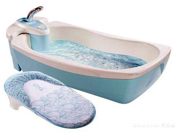 婴儿按摩浴缸品牌解析