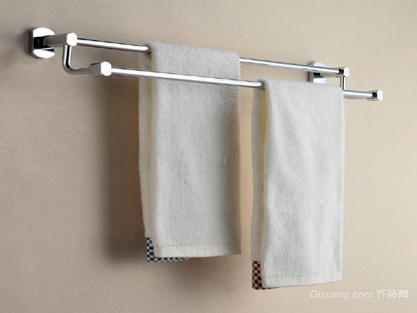 浴室毛巾架有哪些安装步骤