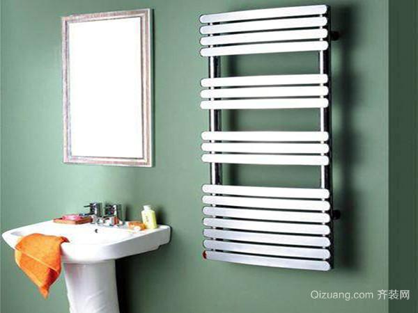 浴室毛巾架安装步骤,