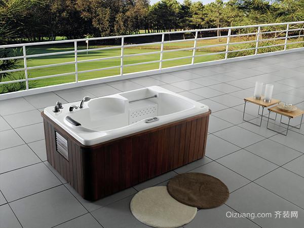 水疗浴缸原理解析