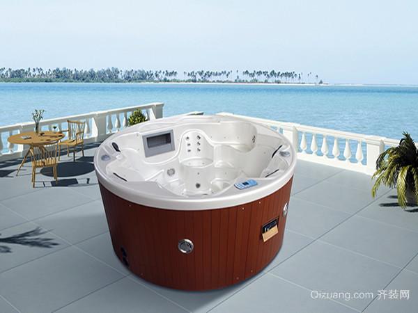 水疗浴缸原理