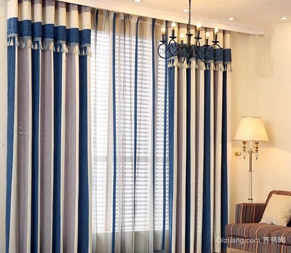 欧式别墅窗帘有哪些特点