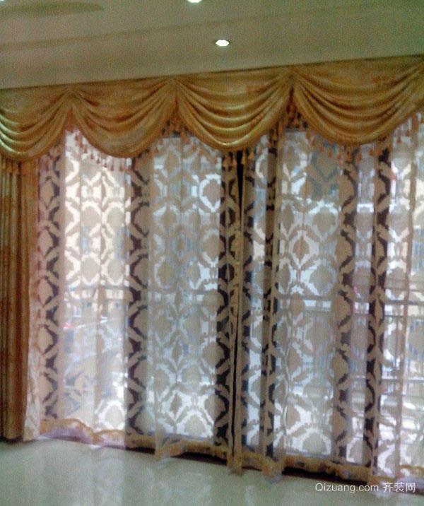 欧式别墅窗帘有哪些特点 让它美出新高度