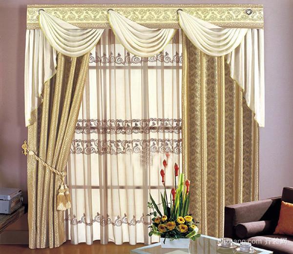 室内电动窗帘