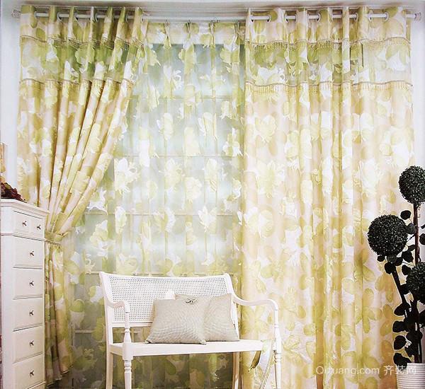 卧室窗帘设计及选购