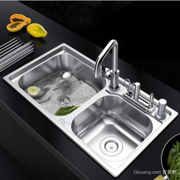 厨房水槽的保养有哪些方式