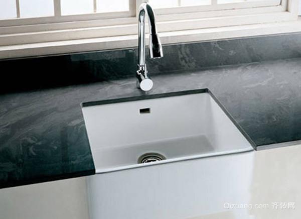 陶瓷水槽安装及注意事项