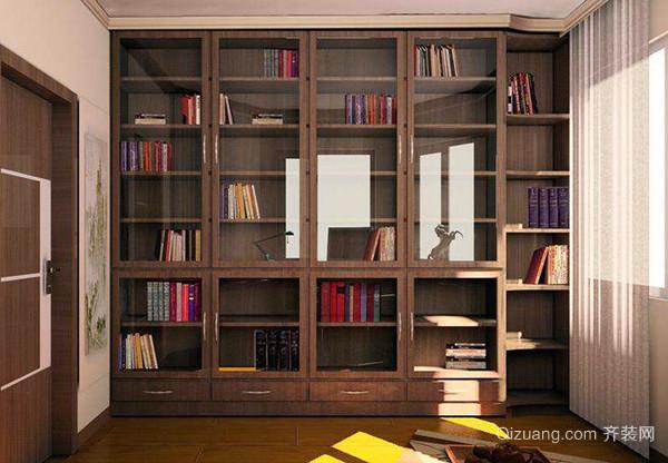 书房书柜尺寸多少