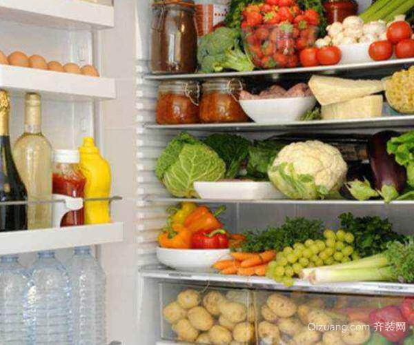 冰箱异味去除技巧