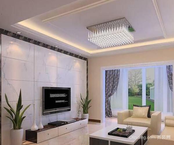 客厅怎样选择瓷砖