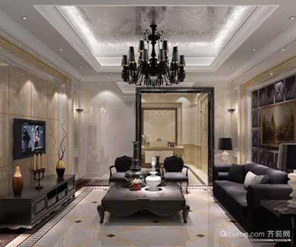 选择客厅瓷砖材质