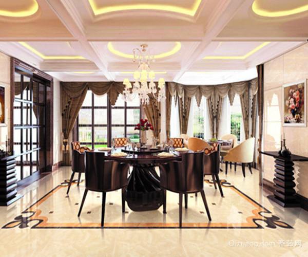 装饰选择客厅瓷砖