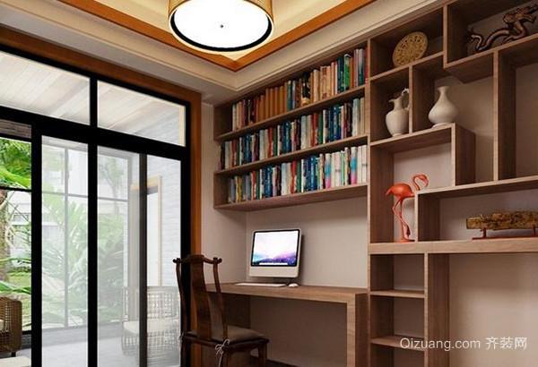 小书房应该怎么装修