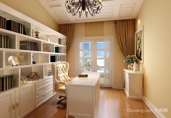小书房怎么装修