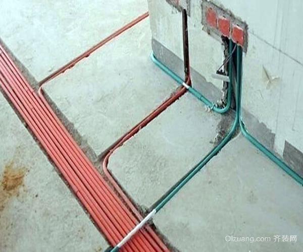 家装水电错误