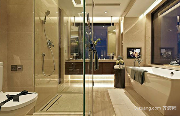卫生间怎样设计