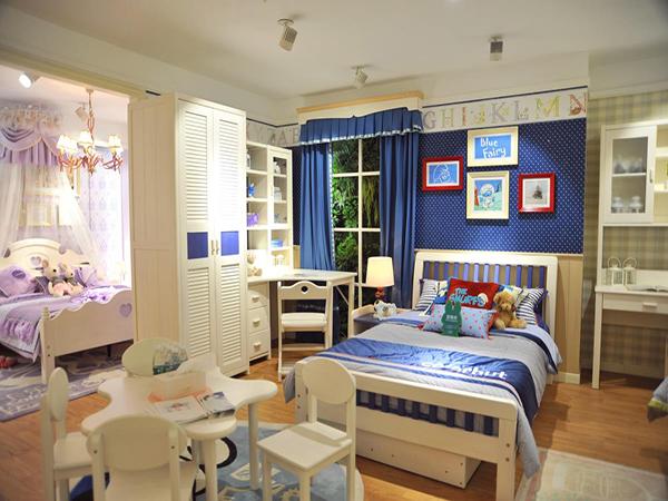 选购儿童房家具