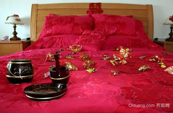 婚床摆放有什么禁忌