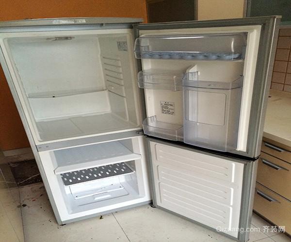 家用电器 冰箱 > 海尔冰箱有噪音怎么办 齐装小编教你解决   压缩机