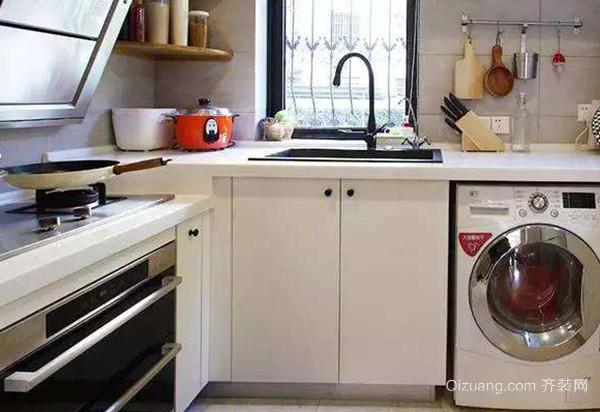 厨房洗衣机
