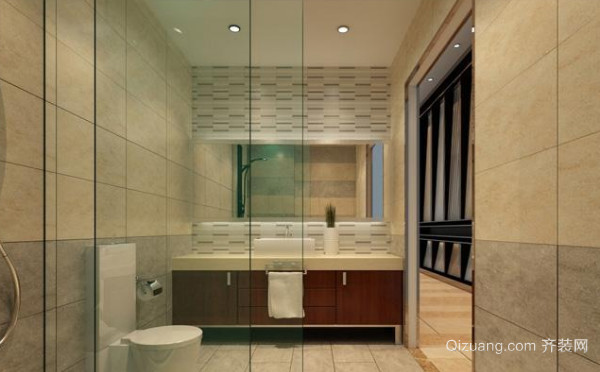卫浴瓷砖防霉方法