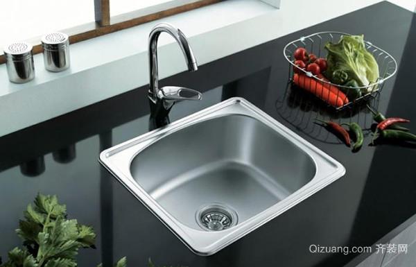 厨房水槽边缘漏水怎么办