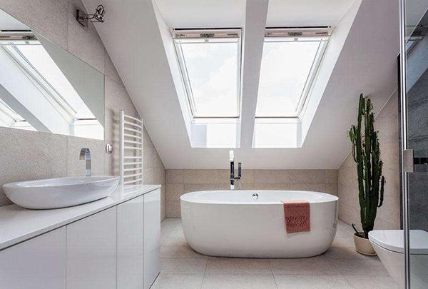 浴室装修的四大小诀窍