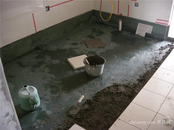 装修时怎么做好防水