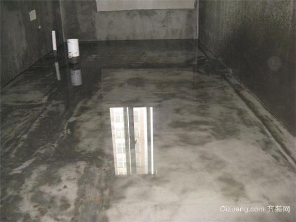 装修时怎么做防水