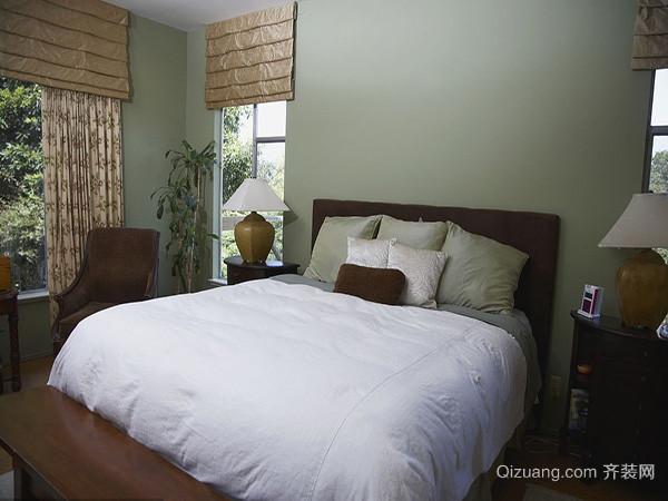 卧室床搭配技巧