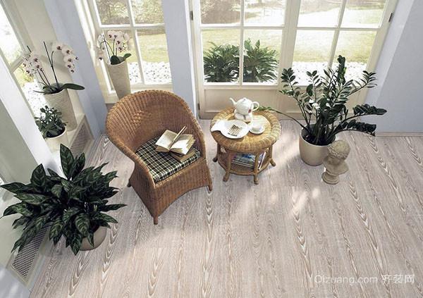 旧木地板翻新更换