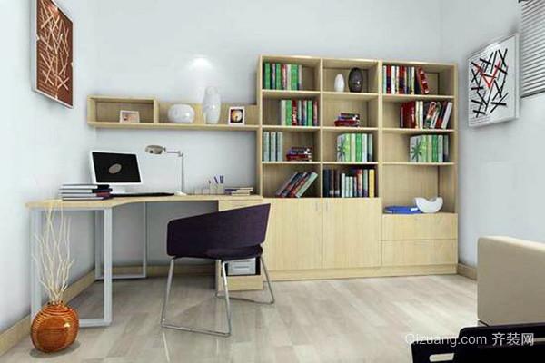 小户型书房装修
