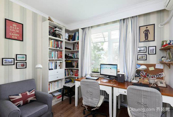 小户型书房装修窍门