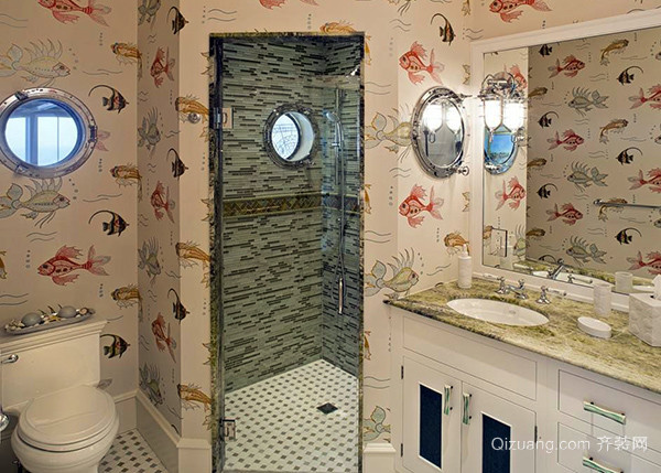 卫生间浴室门