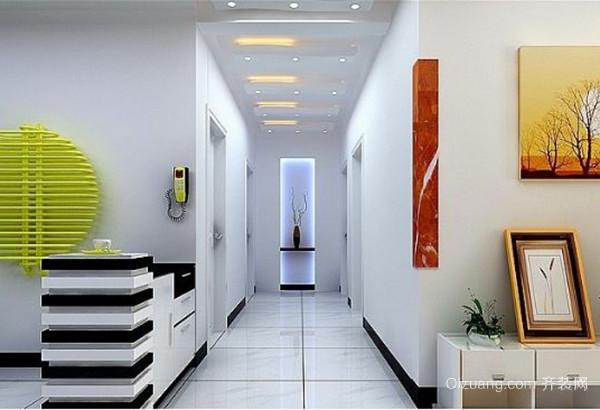客厅玄关设计