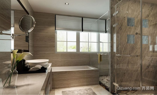 卫生间瓷砖颜色搭配技巧介绍