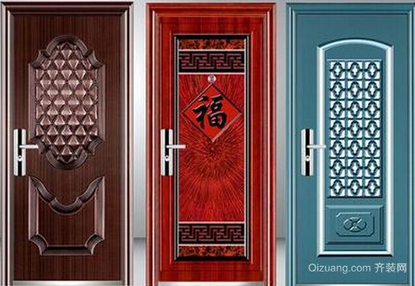 防盗门常见配件有哪些