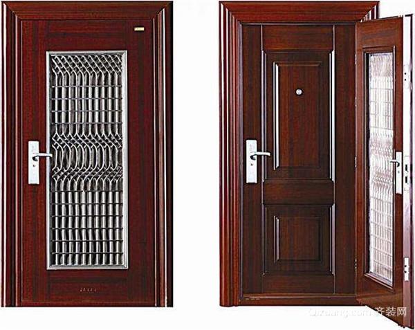 防盗门有哪些常见配件