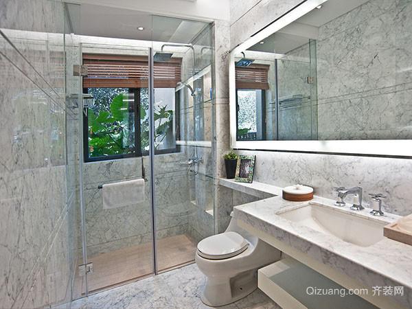 卫浴间设计禁忌