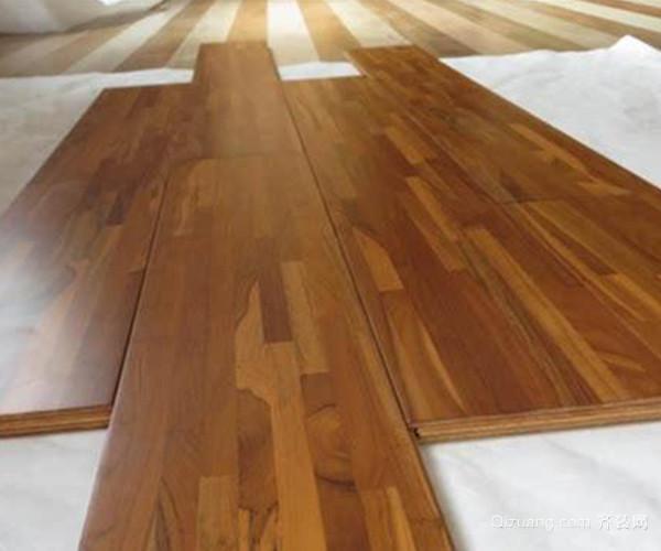 木地板铺设有哪些步骤