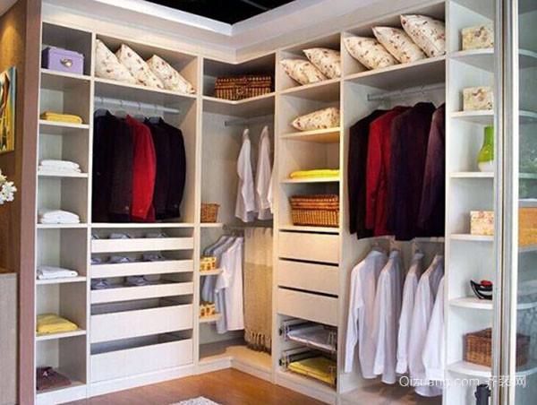 转角衣柜如何打造