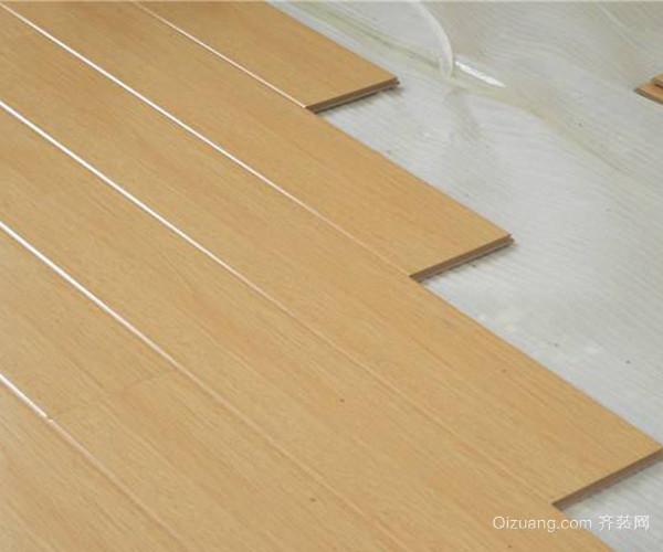 铺设木地板有哪些步骤