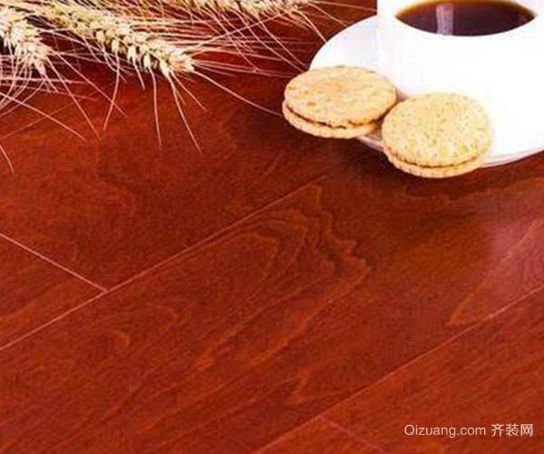 家中铺设木地板步骤
